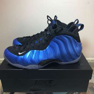 「藍太空鞋」AIR FOMPOSITE ONE XX
