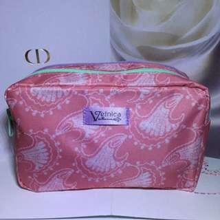 日本限定兩層化妝袋 包