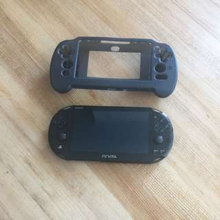 PS VITA and Case