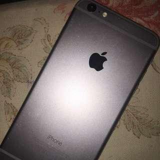 IPhone 6plus 64GB黑色
