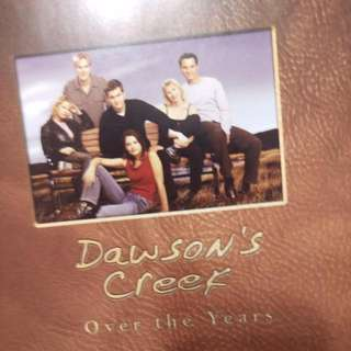 Dawson's Creek Collectors Booklet