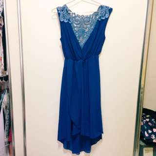 Cobalt Dress  Size S-M