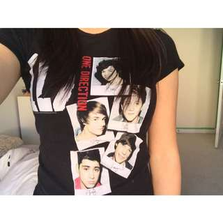 One Direction Tee