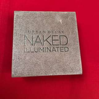 AUTHENTIC Urban Decay Naked Illuminated Shimmering Powder