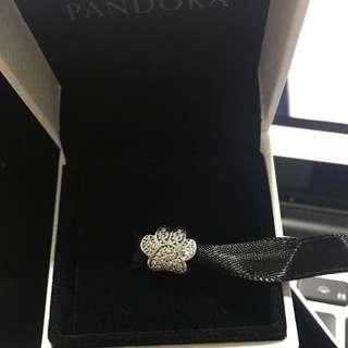Pandora Paw Charm