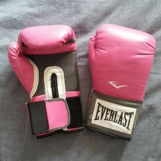 Womens Everlast Boxing Gloves 12oz
