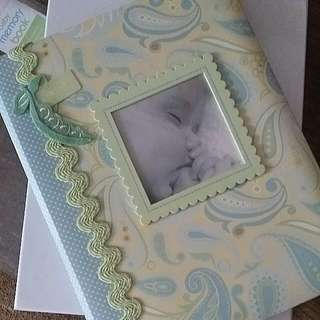 C. R. GIBSON BABY MEMORY BOOK, JACK