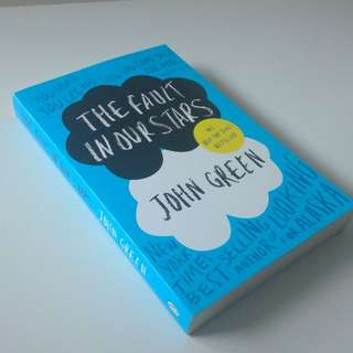 YA - The Fault In Our Stars by John Green