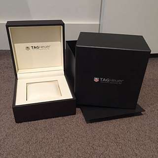 Tag Heuer Box