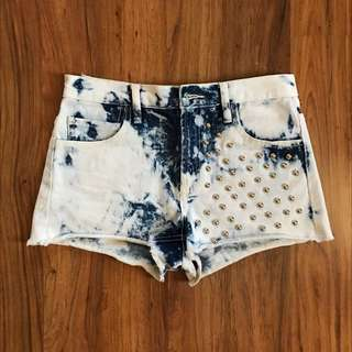 Forever21 Cheeky Shorts