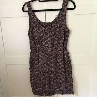 Dotti Floral Dress Size 12
