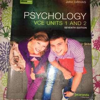 Psychology VCE Units 1&2