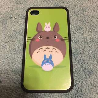 iPhone4s Totoro Phone Case