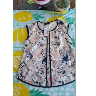 Ally shirt brand new with tags - size 10