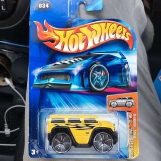 Hot Wheels Blings Hummer H2