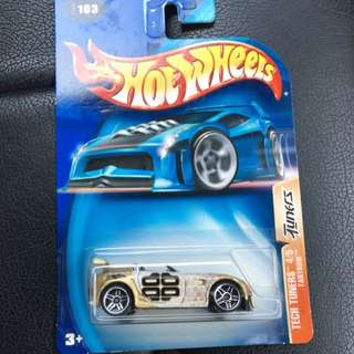 Hot Wheels Tech Tuners Tantrum