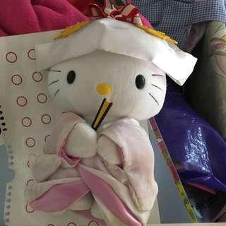 Hello Kitty 和服公仔