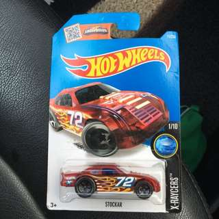 Hot Wheels Stockar