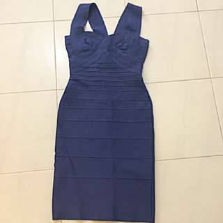 Authentic herve Leger Bandage Dress