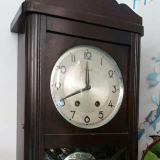 Erhard Jauch German Grandfather clock