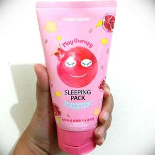 Etude Sleeping Pack Play Therapy