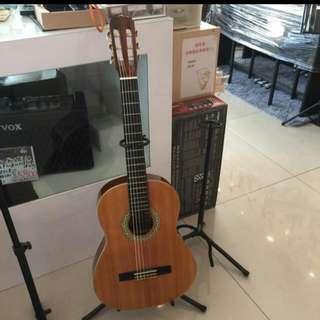 Nylon Acoustic Guitar