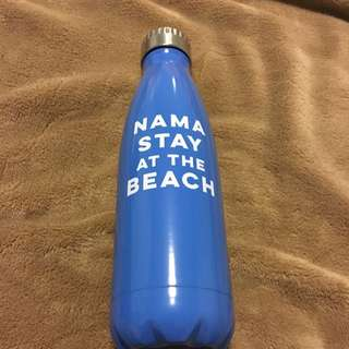 Nama stay at the beach bottle