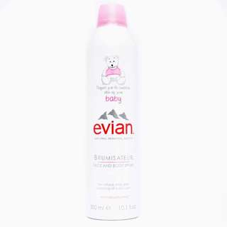Evian For Sensitive Skin