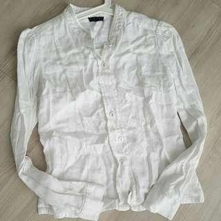 White Color Top