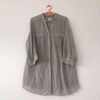 M&S Grey Shirt