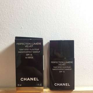 NEW Chanel Perfection Lumiere Velvet (Foundation)