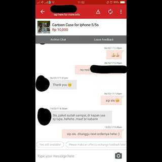 testimoni. we are trusted seller :)