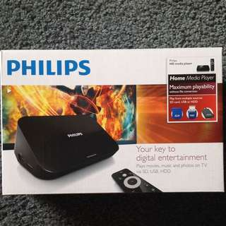 Phillips Home Media Player