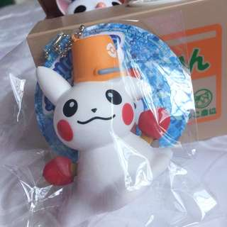 pokemon snowman squishy
