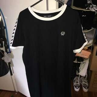 Fred Perry Tshirt Dress
