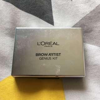 L'Oréal Brow Artist Kit