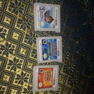 Monster Hunter 4, Pokémon Alpha Sapphire And Pokémon Sun