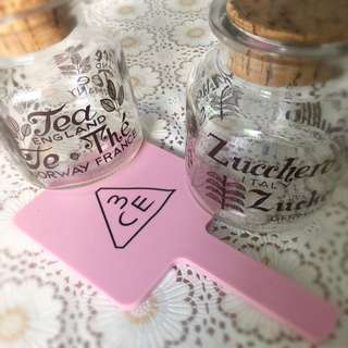 Glass Jars For Teabags