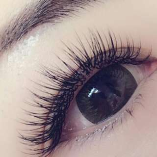 Korean Classic Eyelash Extensions