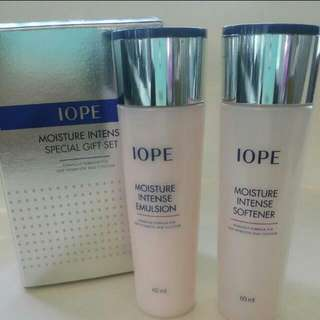 🚚 Iope 保濕潤膚水&潤膚乳