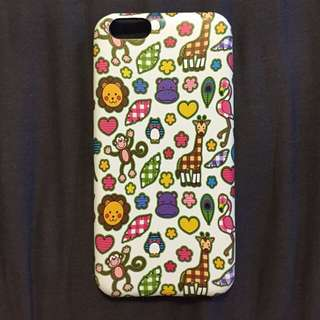 iPhone 6 Animal Case