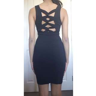 Gorgeous ASOS LBD UK4