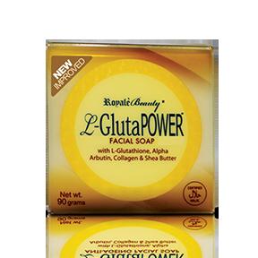 L-Gluta Power Anti-Ageing Facial Soap