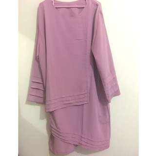 Lavender Tunic