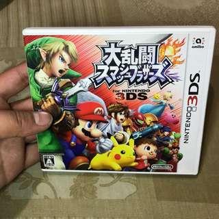 3DS  明星大亂鬥