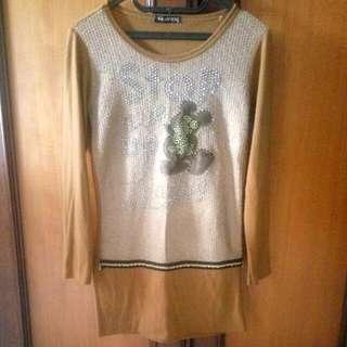 Baju Kaus Micky