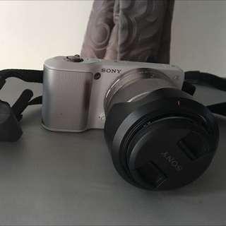 Sony NEX 3 Camera