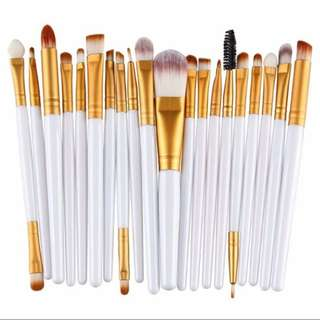 Make Up Brushes 20pc