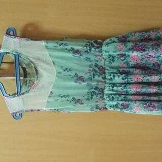 Chiffon July Dress