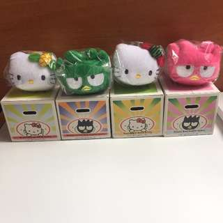 Sanrio Hello Kitty XO McDonald 公仔 裝飾品 擺設